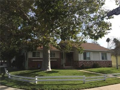Winnetka Single Family Home For Sale: 20419 Gresham Street