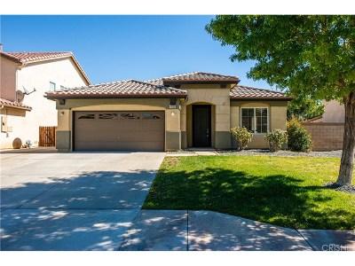 Los Angeles County Single Family Home For Sale: 43658 Dana Drive