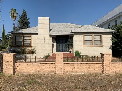 Sherman Oaks Single Family Home For Sale: 13559 Burbank Boulevard