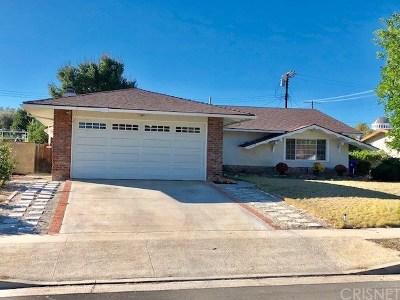 Northridge Single Family Home For Sale: 16944 Itasca Street