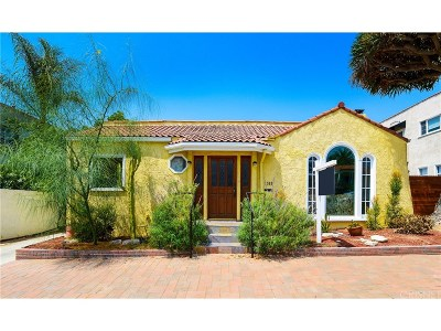 Single Family Home For Sale: 1353 Hauser Boulevard