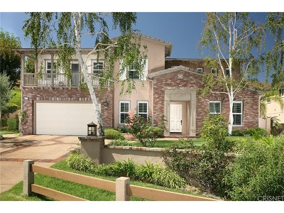 Simi Valley CA Single Family Home For Sale: $1,125,000