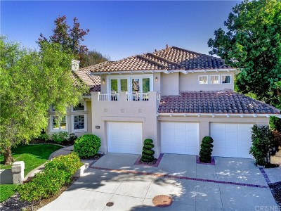 Simi Valley CA Single Family Home For Sale: $1,159,000