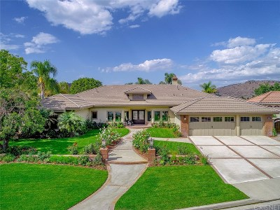 Thousand Oaks Single Family Home For Sale: 2147 Bennington Court
