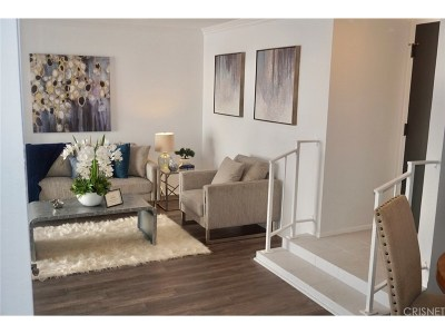 Condo/Townhouse For Sale: 1515 South Beverly Drive #407