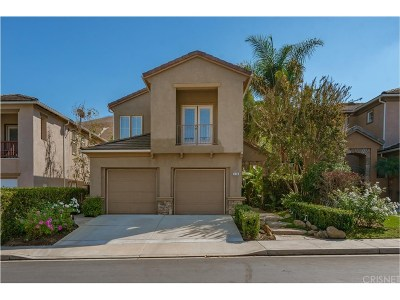 Simi Valley CA Single Family Home For Sale: $745,000