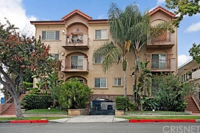 Burbank Condo/Townhouse For Sale: 421 East Santa Anita Avenue #303