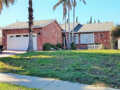 Los Angeles County Single Family Home For Sale: 6951 Cozycroft Avenue