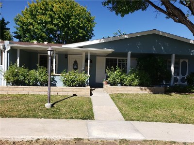 Newhall Single Family Home For Sale: 19139 Avenue Of The Oaks #B
