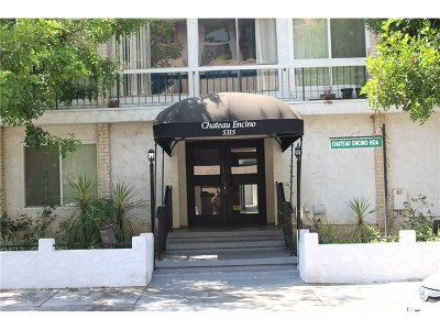 Encino Condo/Townhouse For Sale: 5315 Zelzah