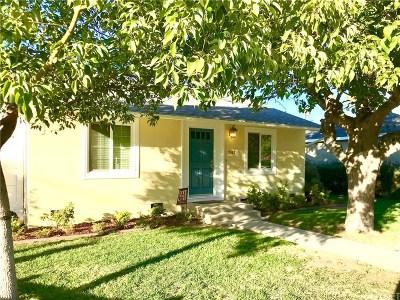 Encino Single Family Home For Sale: 17453 Burbank Boulevard