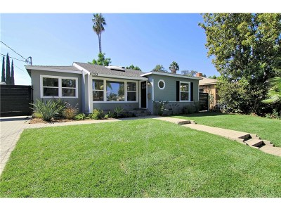 Encino Single Family Home For Sale: 4753 Firmament Avenue