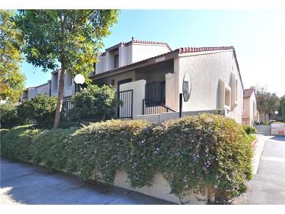 Tarzana Condo/Townhouse For Sale: 18120 Oxnard Street #85