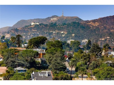 Los Angeles Single Family Home For Sale: 2146 Fargo Street