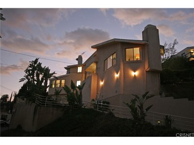 Woodland Hills Single Family Home For Sale: 5109 Marmol Drive