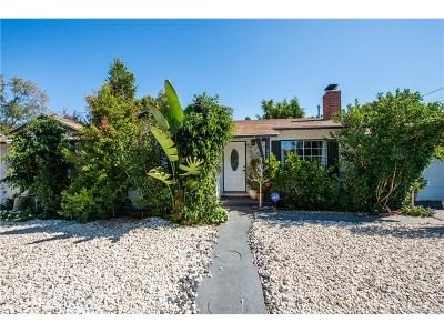 North Hills Single Family Home For Sale: 8808 Lemona Avenue