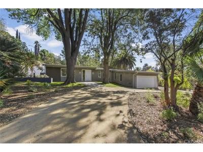 Shadow Hills Single Family Home For Sale: 10300 Johanna Avenue