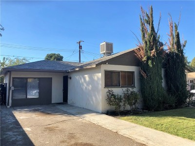 Lancaster Single Family Home Active Under Contract: 44325 3rd Street East
