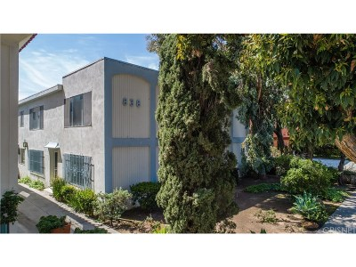 Residential Income For Sale: 838 7th Street