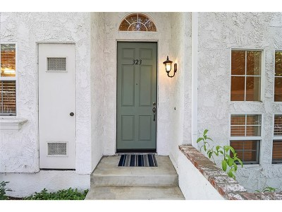 Thousand Oaks Condo/Townhouse For Sale: 323 Westlake Vista Lane