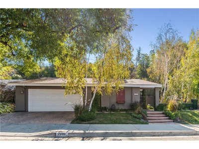 West Hills Single Family Home For Sale: 7246 Pomelo Drive