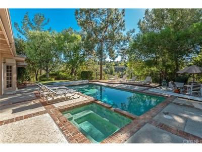 Encino Single Family Home For Sale: 16230 Quemada Road