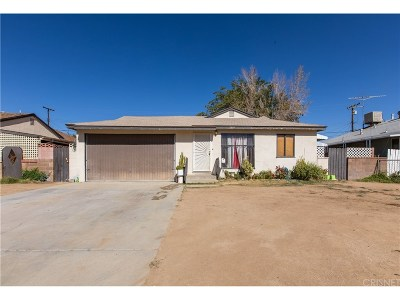 Palmdale Single Family Home For Sale: 1839 East Avenue Q11