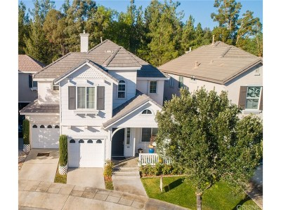 Los Angeles County Single Family Home For Sale: 23221 Beachcomber Lane