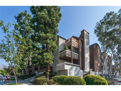 Burbank Condo/Townhouse For Sale: 436 East Palm Avenue #111