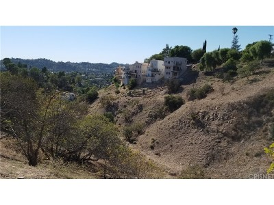 Glassell Park Residential Lots & Land For Sale: 3717 Richardson Drive