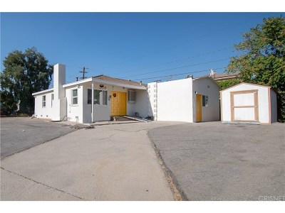 Sylmar Single Family Home For Sale: 15085 Nurmi Street