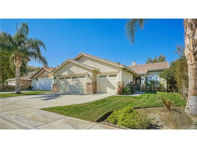 Canyon Country Single Family Home For Sale: 26505 Royal Vista Court