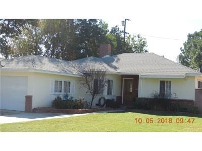 Winnetka Single Family Home For Sale: 20314 Cantara Street