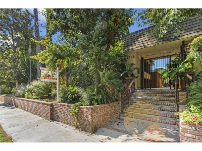 Sherman Oaks Condo/Townhouse For Sale: 4655 Natick Avenue #3