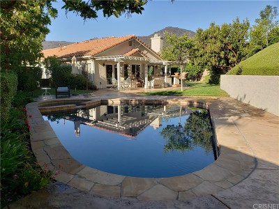 Agoura Hills Single Family Home For Sale: 3732 Park Colony Court