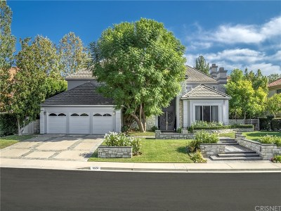 Calabasas Single Family Home For Sale: 5524 Collingwood