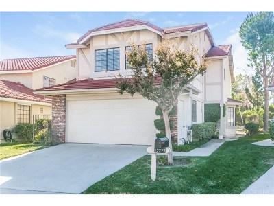Northridge Single Family Home For Sale: 12227 Shady Hollow Lane