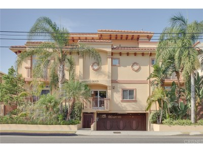 Sherman Oaks Condo/Townhouse For Sale: 14819 Magnolia Boulevard #12