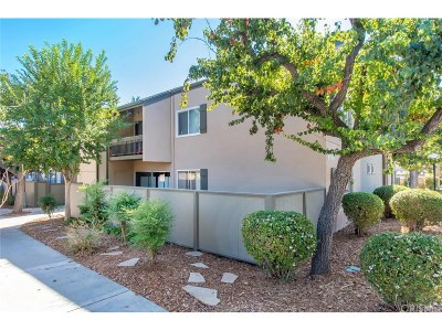 Valencia Condo/Townhouse For Sale: 25718 Hogan Drive #C9