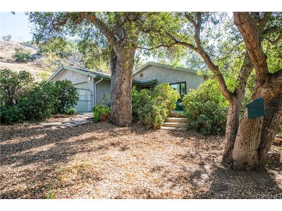 Simi Valley Single Family Home For Sale: 865 Katherine Road
