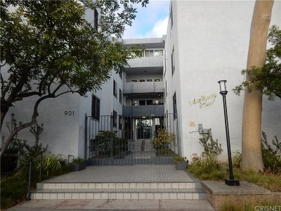 Santa Monica Condo/Townhouse For Sale: 901 10th Street #402