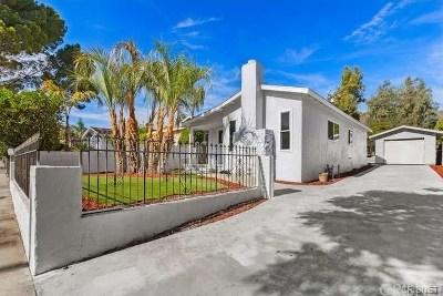 Sylmar Single Family Home Active Under Contract: 13602 Kismet Avenue