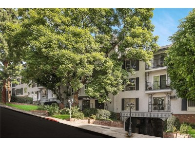 West Hollywood Condo/Townhouse For Sale: 1222 North Olive Drive #206