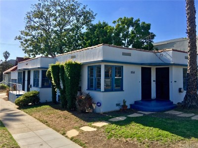Los Angeles County Residential Income For Sale: 858 21st Street