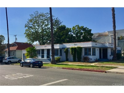 Santa Monica Residential Lots & Land For Sale: 858 21st Street