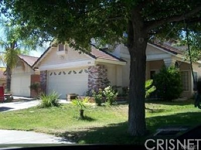 Calabasas CA Single Family Home For Sale: $855,000