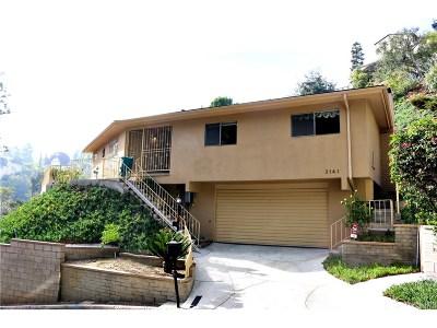 Single Family Home For Sale: 3141 Deronda Drive