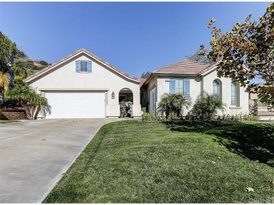 Canyon Country Single Family Home For Sale: 19007 Saddleback Ridge Road