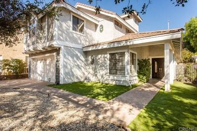 Agoura Hills Single Family Home Sold: 29703 Quail Run Drive