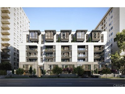 Westwood - Century City Rental For Rent: 10777 Wilshire Boulevard #501